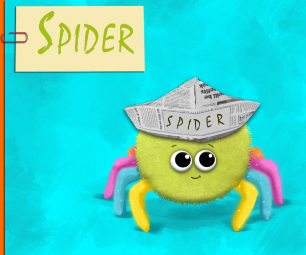 Character_Spider
