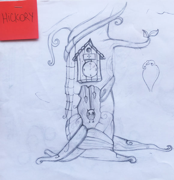 Clock_Tree_Hickory