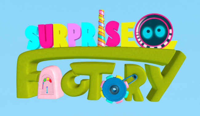 Surprise Factory Logo